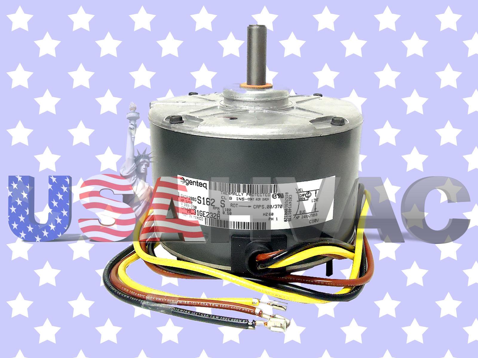 Icp Heil Tempstar Comfortmaker Condensing Fan Motor 1 12